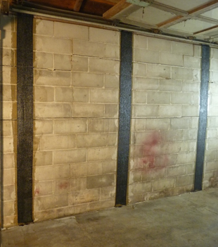 Foundation Wall Reinforcement in South Carolina
